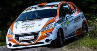 Alba e Benacus solidi per Rally Team
