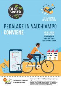 BIKE TO WORK Valchiampo