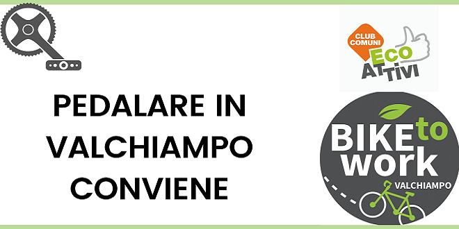 IKE TO WORK Valchiampo