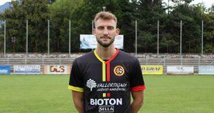 Calcio Schio: Luca Munarini torna a casa