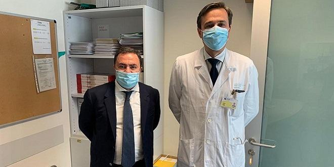Paolo Parise-Ospedale di Santorso