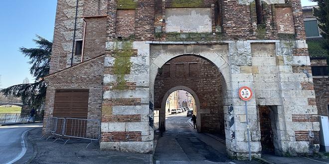 Vicenza Porta Santa Croce