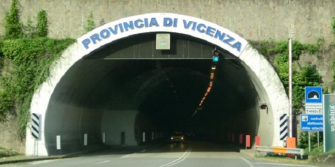 Tunnel Schio-Valdagno