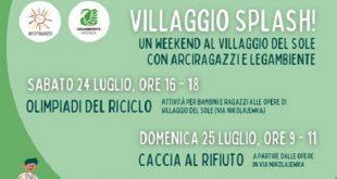 Villaggio splash