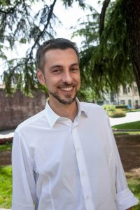 Andrea Zorzan - assessore all'Ecologia