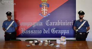 Carabinieri arrestano marocchino