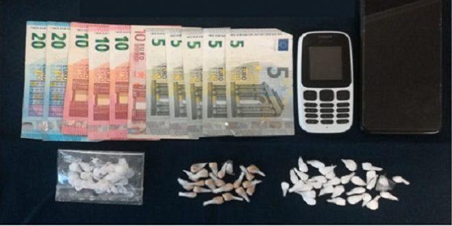 Vicenza: 50 dosi tra eroina e cocaina