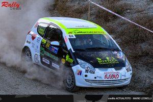 Rally Team: i primi passi del giovane Frare nel CIRT