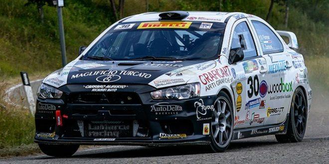Rally Team bis a podio per Fiorese ed Alessio
