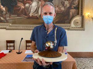 Vincitore del monumento Giuliano Negretto