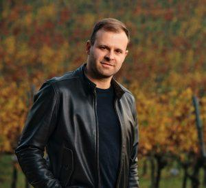 Andrea Cavazza, viticoltore e vicepresidente di Confagricoltura Vicenza