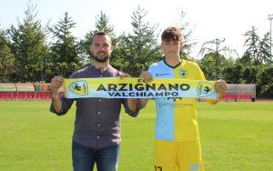 Arzignano Valchiampo: Andrea Cescon è gialloceleste