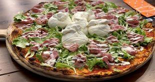 Una sfida a colpi di pizza