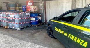 San Pietro Mussolino: distributore abusivo di carburante