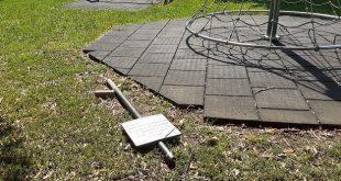 Montecchio Maggiore vandali parco
