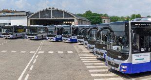 acquisto di nuovi bus