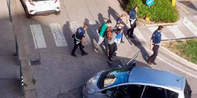 Vicenza: applausi dei cittadini alla Polizia Locale