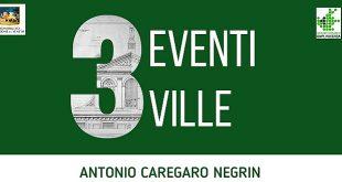 3 eventi 3 ville
