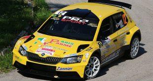 Rally Team: Zannier salva il bilancio friulano