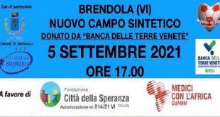 Brendola: Nazionale Italiana Cantanti - All Star Vicenza Solidale