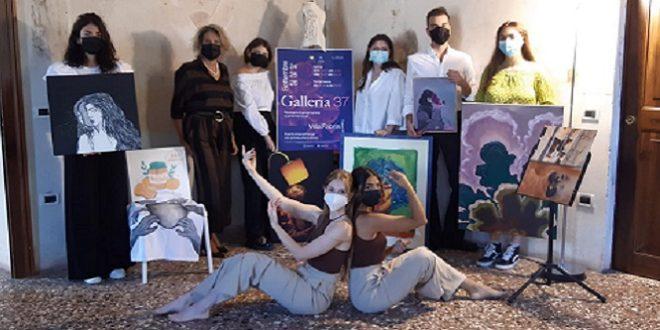 Thiene: Galleria 37, performances e solidarietà