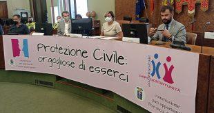 Protezione Civile: orgogliose di esserci