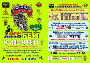 Motoclub Schio: Off Road Fest