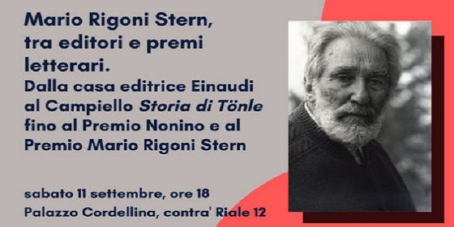 Biblioteca Bertoliana: Mario Rigoni Stern