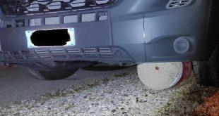 Vicenza: denunciato per guida in stato di ebbrezza e resistenza
