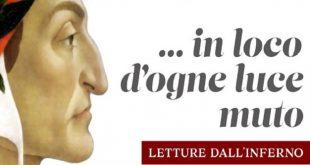 """Accademia Olimpica: da venerdì 24 settembre un viaggio nell'""""Inferno"""" di Dante"""