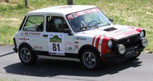 Scuderia Palladio Historic con 3 equipaggi al Rallye San Martino