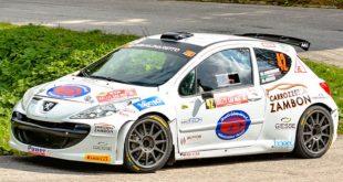 Rally Team: il sigillo trentino di Lamonato sulla CRZ