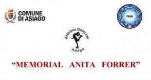 Artistico Ghiaccio Asiago: Memorial Anita Forrer 22-23-24 ottobre 2021