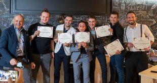Gabriele Marocco: barman vincitore della prima edizione AKADEMYLAB 20/20 by Rossi d'Asiago