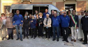 Santorso: un nuovo pulmino per il Centro Diurno di Villa Luca
