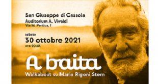Cassola: per ricordare Mario Rigoni Stern