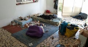 Vicenza: la polizia locale sgombera un edificio disabitato
