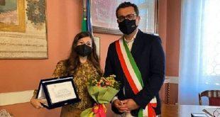 La campionessa italiana di flamenco Linda Di Martino