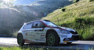 Due Valli Menegatti ed il podio in R Italian Trophy